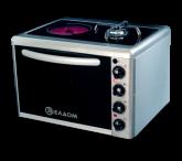 Готварска печка комбинирана